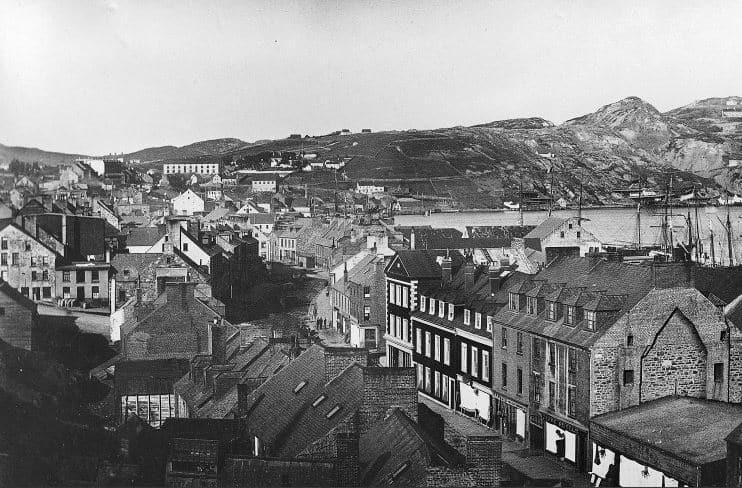 Newfoundland Architecture pre-1900