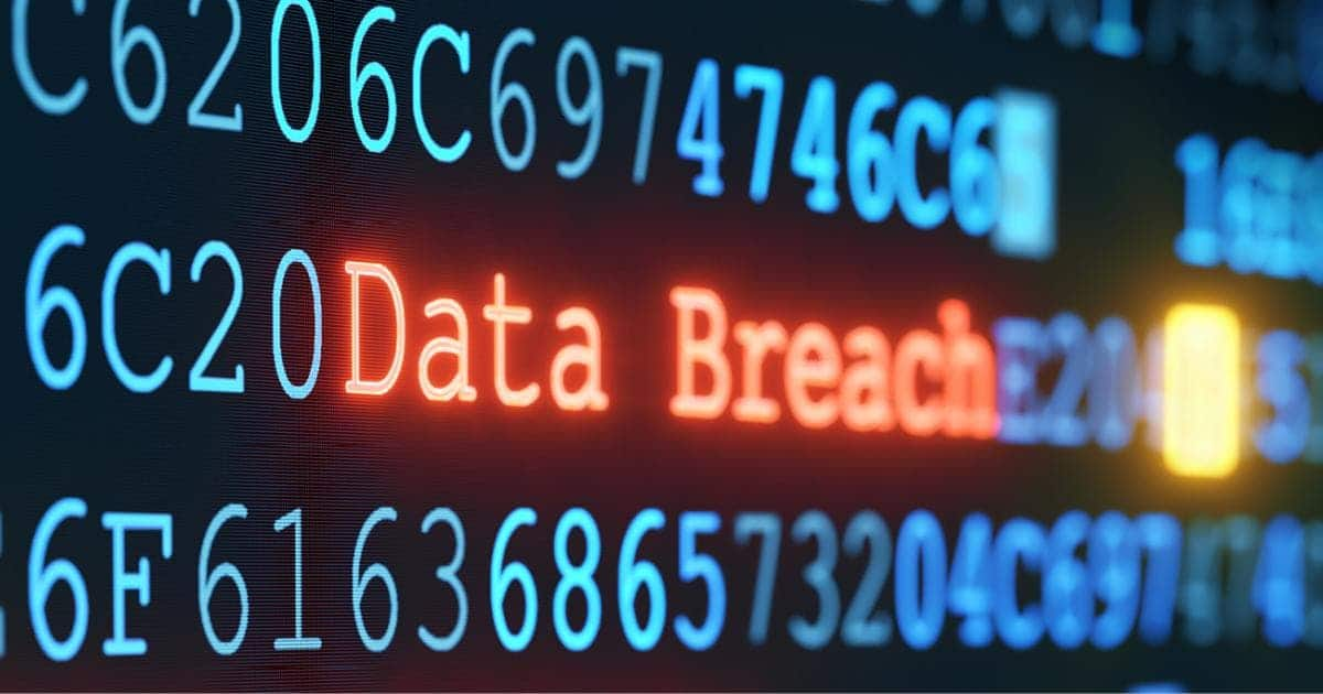 cyber liability insurance can save you from a data breach