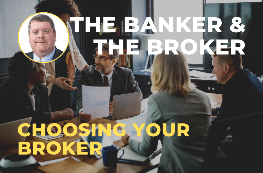 Choosing your Broker