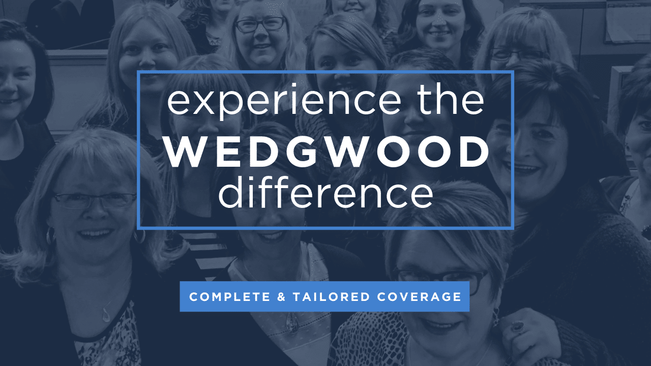 Experience the Wedgwood Difference