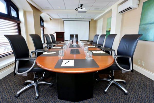 boardroom for a board of directors