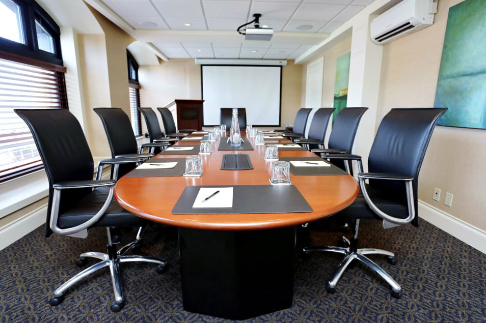 boardroom for a board of directors